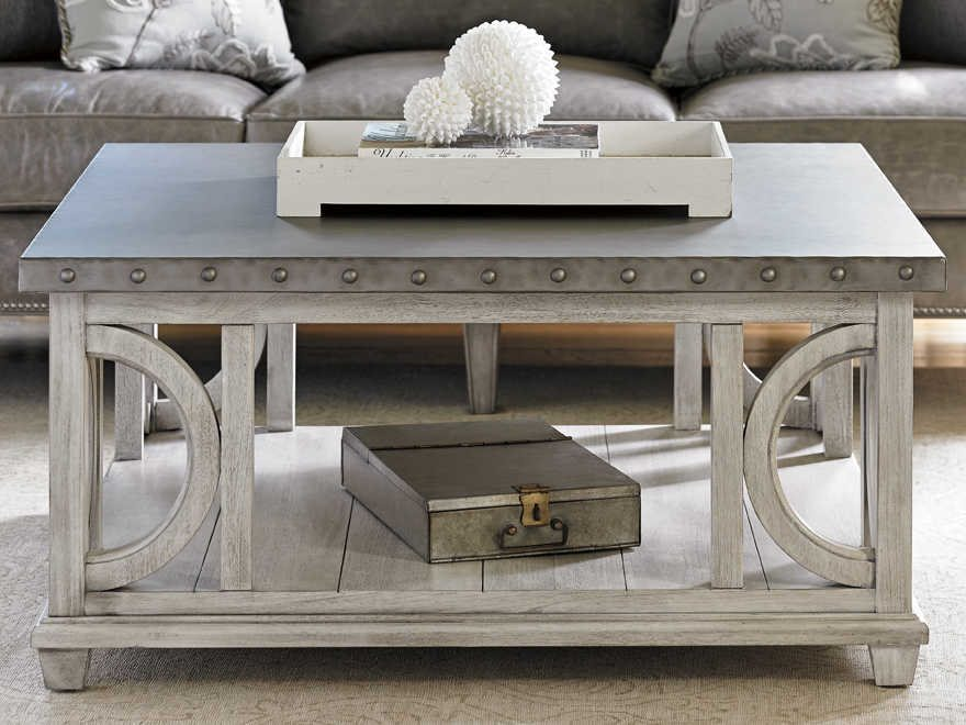 Lexington Oyster Bay Square Coffee Table 714 945