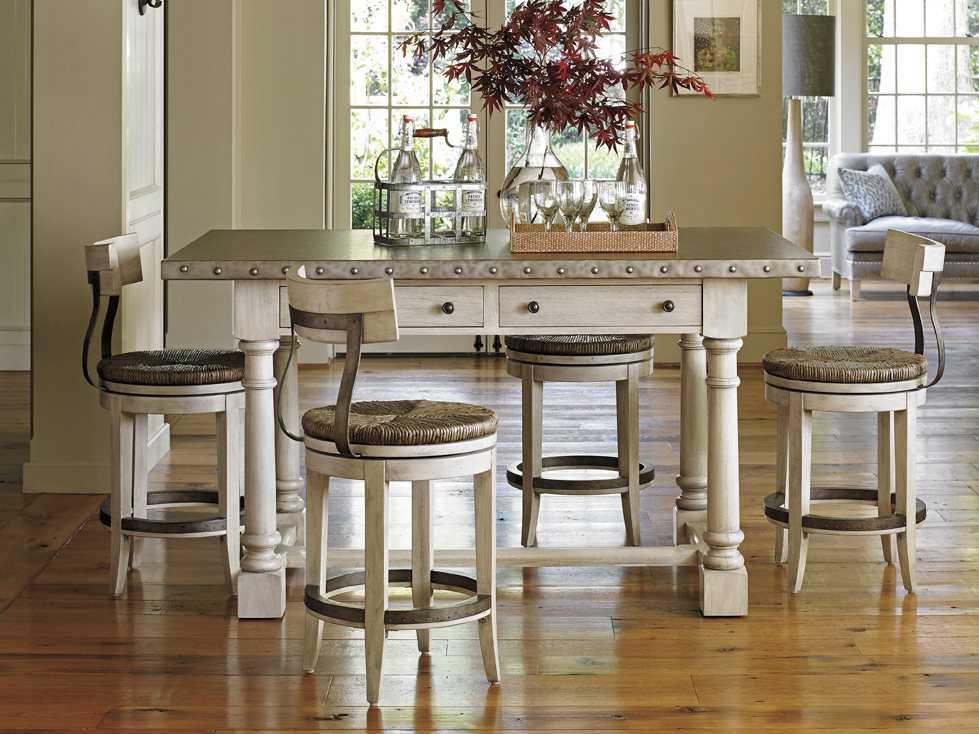 Lexington Oyster Bay Dining Room Set Lx714873set2