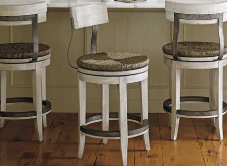 Lexington Oyster Bay Side Swivel Counter Height Stool LX71481501