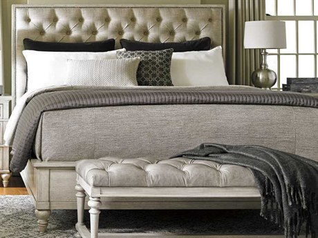 Lexington Oyster Bay Queen Panel Bed