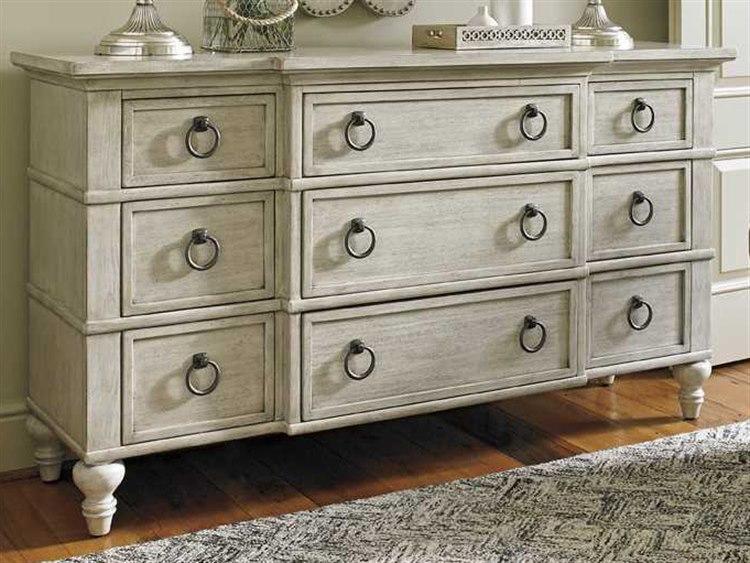 Lexington oyster bay triple dresser lx714233 - Lexington oyster bay bedroom furniture ...