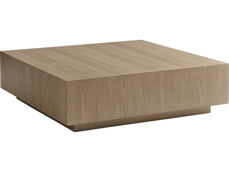 Lexington Shadow Play Square Coffee Table