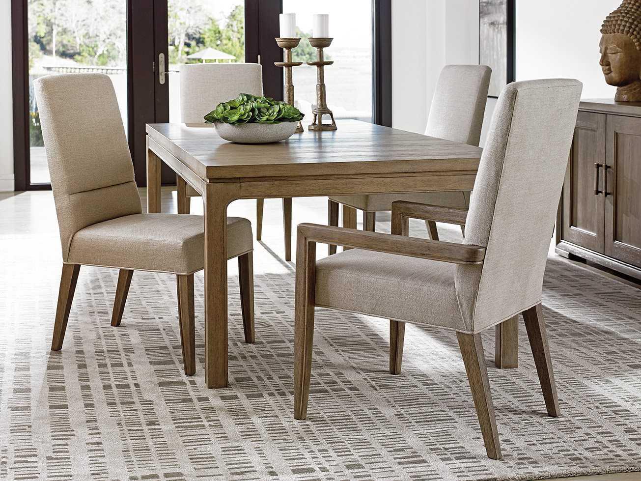 lexington dining room | Lexington Shadow Play Dining Room Set | LXSHADODINSET4