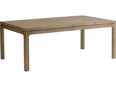 Lexington Shadow Play 80 Wide Rectangular Dining Table