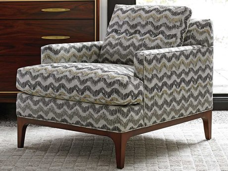 Lexington Take Five Rosewood Accent Chair