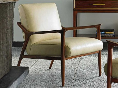 Lexington Take Five Rosewood Accent Chair LXLL178311