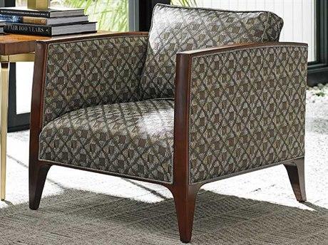 Lexington Take Five Rosewood Club Chair