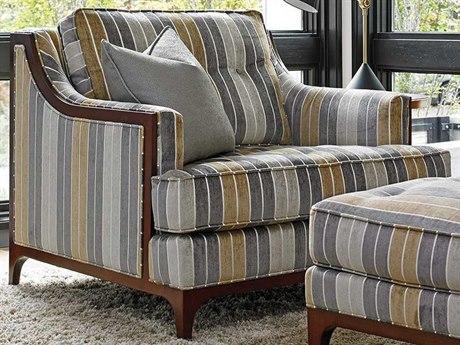 Lexington Take Five Rosewood Club Chair LX757711