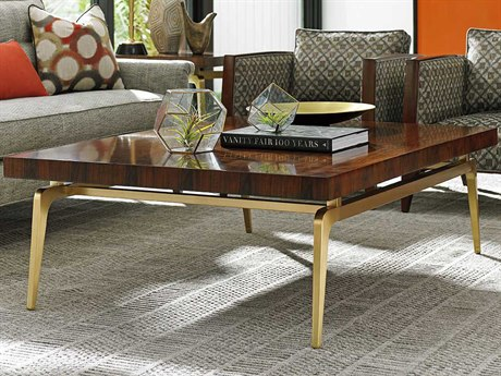 Lexington Take Five Rosewood Rectangular Coffee Table LX010723945C