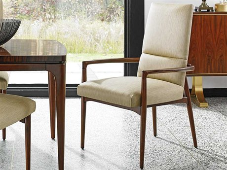 Lexington Take Five Rosewood Arm Dining Chair LX01072388101