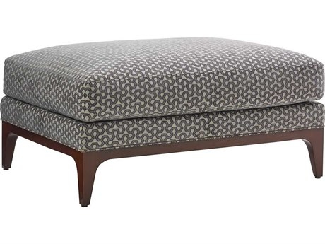 Lexington Take Five Rosewood Ottoman LX724144