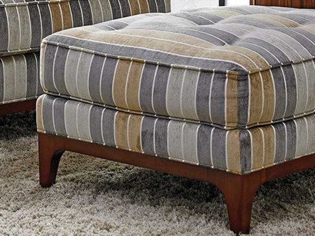 Lexington Take Five Rosewood Ottoman LX757744