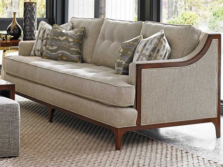 Lexington Take Five Rosewood Sofa Couch