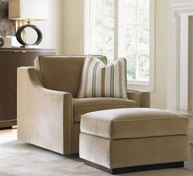 Lexington Tower Place Chair and Ottoman Set