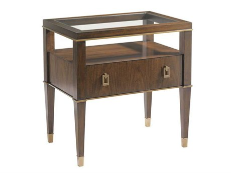 Lexington Tower Place Rectangular 1 Drawer Nightstand LX010706622