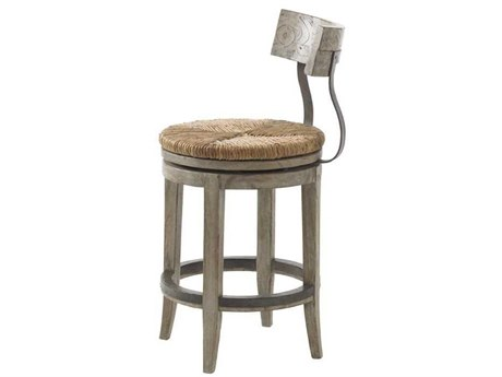 Lexington Twilight Bay Side Swivel Counter Height Stool LX01035281501