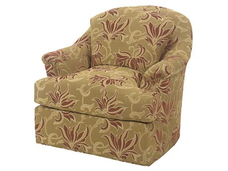 Lexington Upholstery Not Applicable Swivel Club Chair