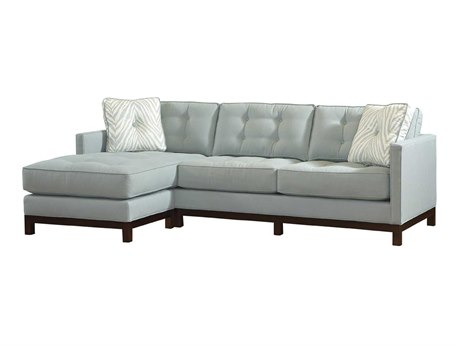 Lexington Upholstery Manhattan Sectional Sofa