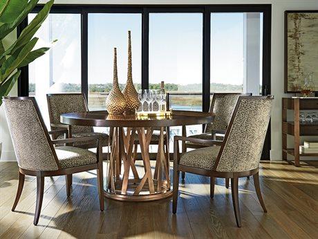 Lexington Zavala Dining Room Set LX790875CSET