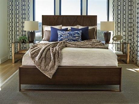 Lexington Zavala King Panel Bed