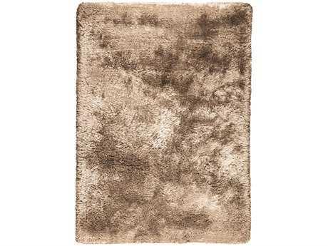 Ligne Pure Adore Rectangular Brown Area Rug LP207001610