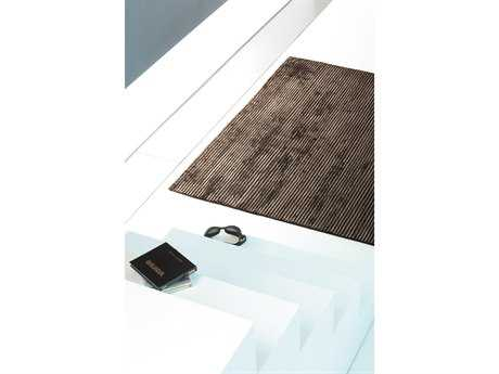 Ligne Pure Reflect Rectangular Brown Area Rug LP111001601