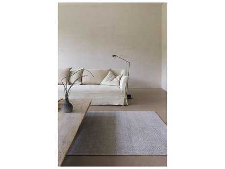 Ligne Pure Reflect Grey Rectangular Area Rug LP217001900