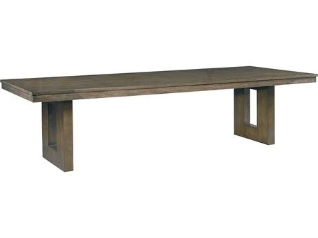 Lillian August Modern Living Elm 120'' Wide Rectangular Dining Table