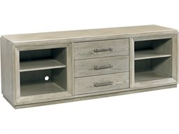 Modern Living Mineral Grey / Nickel TV Stand