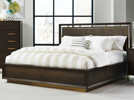 Greenington Currant Queen Caramelized Platform Bed Gtg0026ca