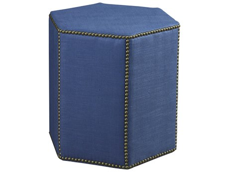 Lillian August Upholstery Accent Stool