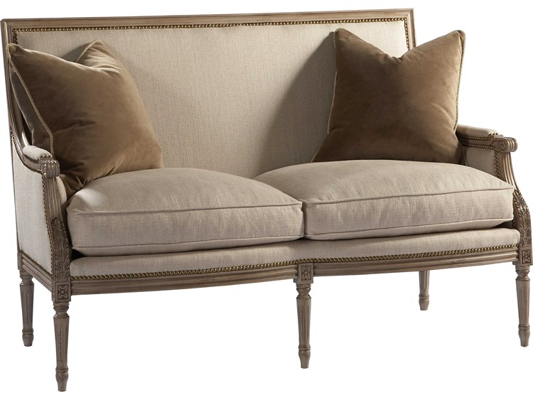 Lillian August Upholstery Loveseat Sofa, Lillian August Furniture