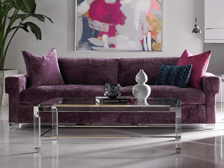 Lillian August Upholstery Sofa Couch, Lillian August Furniture