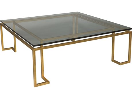 Lillian August Workshop 54'' Wide Square Coffee Table
