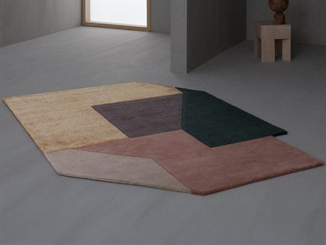 Linie Design Alton Combination Area Rug