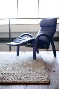 Linie Design Comfort Rectangular Silver Area Rug LDCOMFORTSILVER
