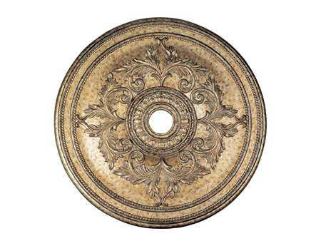 Livex Lighting Vintage Gold 40.5'' Ceiling Medallion LV821165