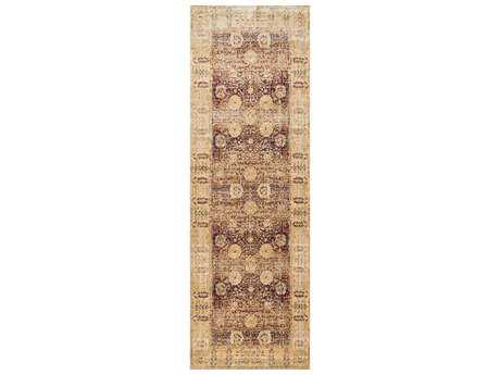 Loloi Rugs Anastasia AF-09 Red / Gold Runner Rug