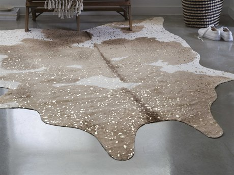 Loloi Rugs Bryce BZ06 Taupe / Champagne Rectangular Area Rug LLBRYCBZ06TACHREC
