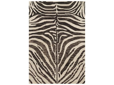 Loloi Rugs Masai Java / Ivory Rectangular Area Rug