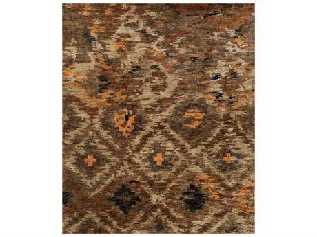 Loloi Rugs Xavier XV-08 Rectangular Rustic Brown Area Rug LLXAVIXV08RK00REC