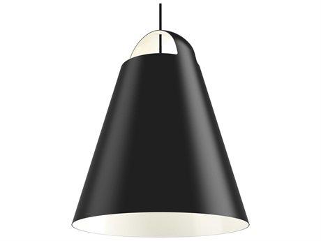 Louis Poulsen Above Black 8'' Wide Mini Pendants