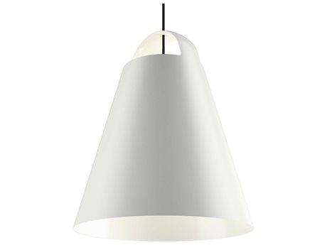 Louis Poulsen Above White 26'' Wide Pendant