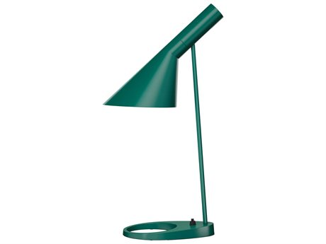 Louis Poulsen Aj Dark Green Desk Lamp LOU5744904946