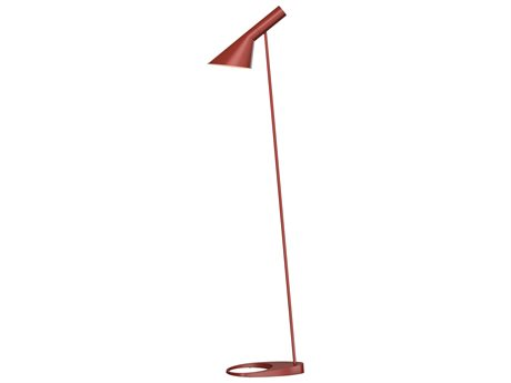 Louis Poulsen Aj Red Floor Lamp LOU5744904632
