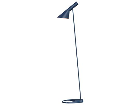 Louis Poulsen Aj Blue Floor Lamp LOU5744904645