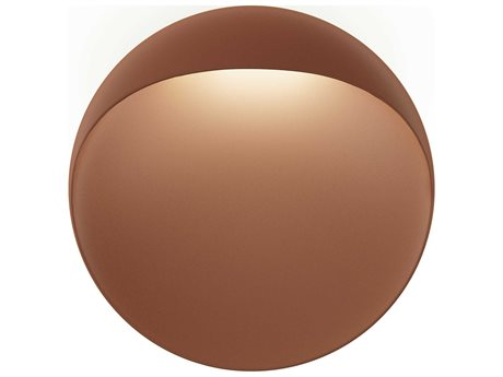 Louis Poulsen Flindt Corten LED Wall Sconce