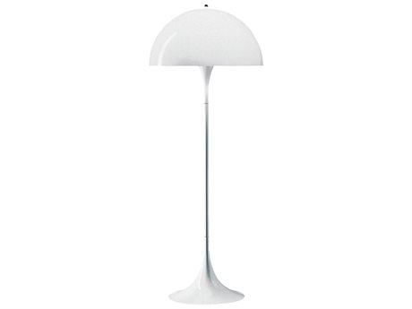 Louis Poulsen Panthella White LED Floor Lamp LOU5844900005