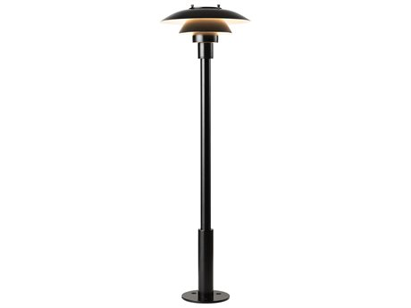Louis Poulsen Ph Black LED Floor Lamp