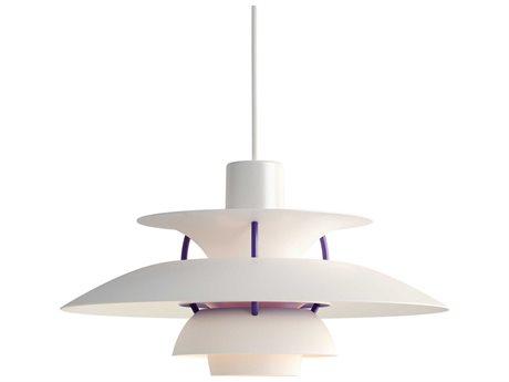 Louis Poulsen Ph White 6'' Wide LED Mini Pendants LOU10000142110
